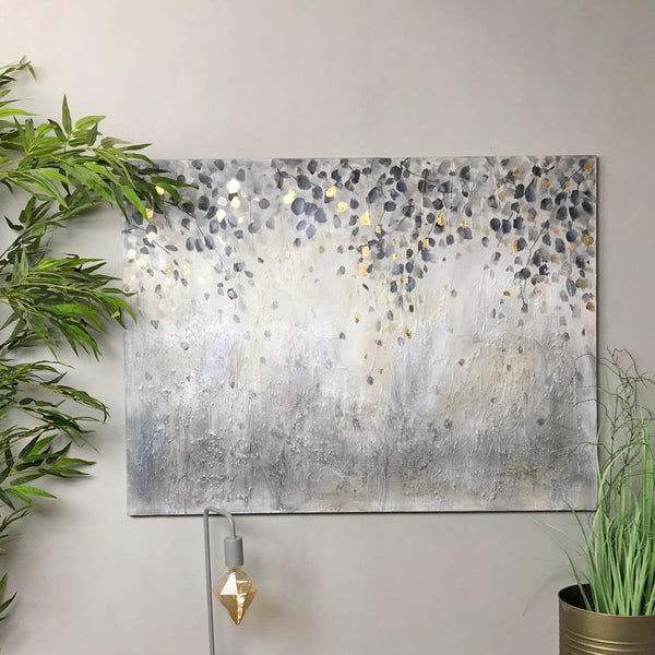 Falling Leaves - Wall Canvas | The Farthing 1