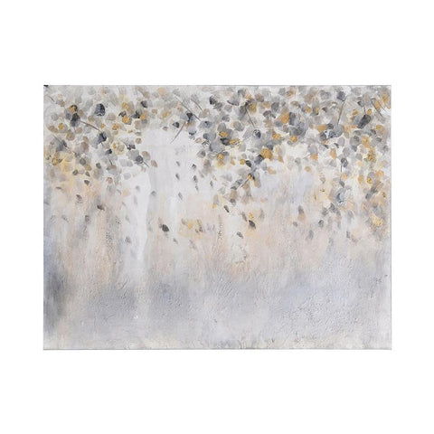 Falling Leaves - Wall Canvas | The Farthing