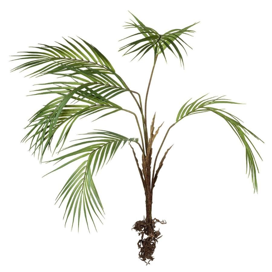 Faux Palm Spray with Roots | Farthing