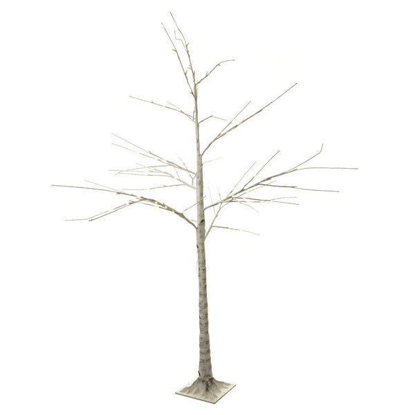 Festive Light Up Led Birch Tree - Tall - The Farthing