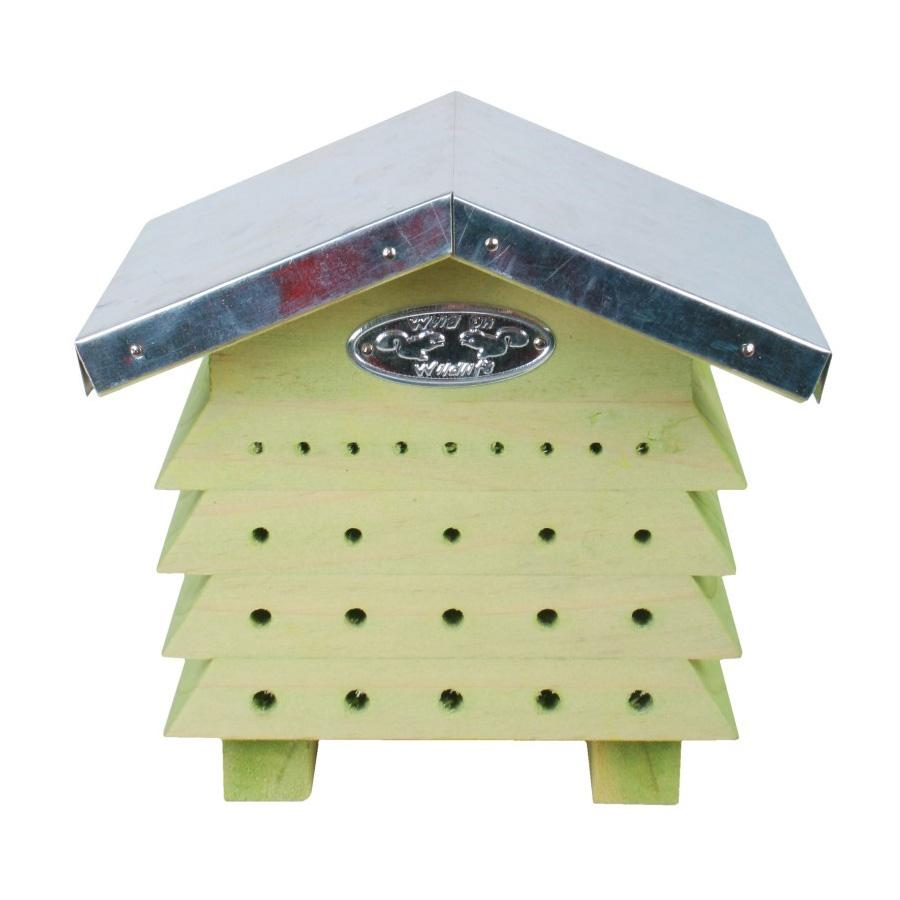 Garden Bee House at the Farthing
