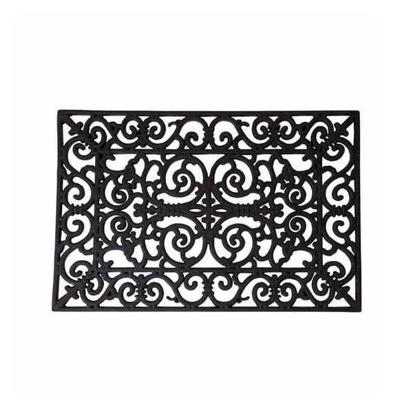 Victorian Rubber Doormat - The Farthing