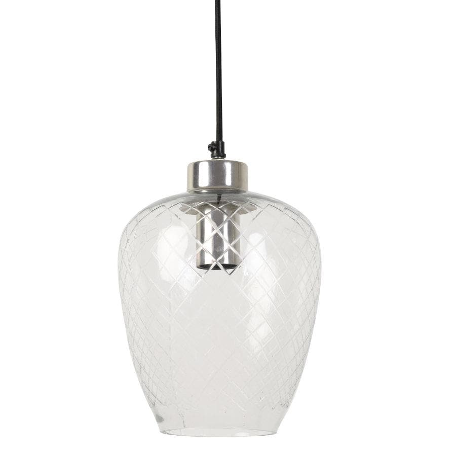 Gisela Dome Glass Pendant | Farthing Lighting