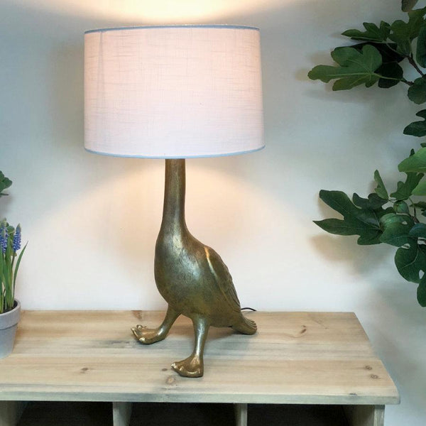 Golden Goose Table Lamp at the Farthing 2