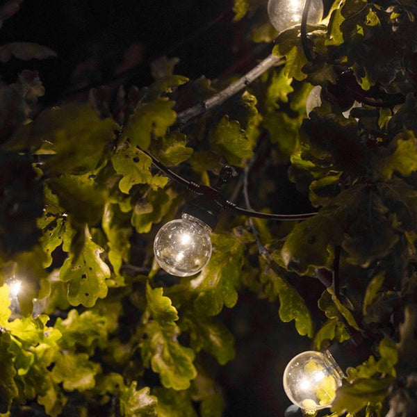 Golf Ball Festoon Lights - 20 Bulbs | Farthing