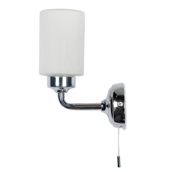 pull cord bathroom light chic greenwich bathroom wall light in chrome pull cord 20069