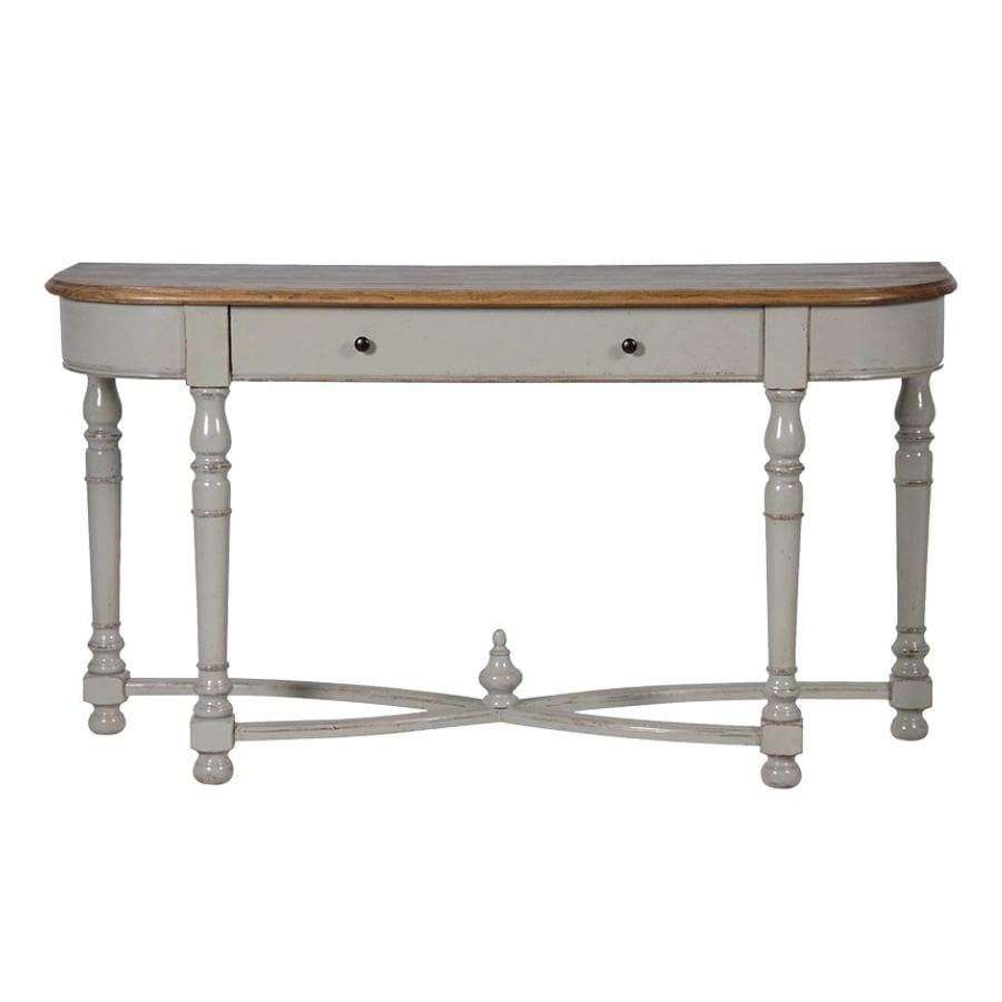Grey Dorchester Console Table at the Farthing