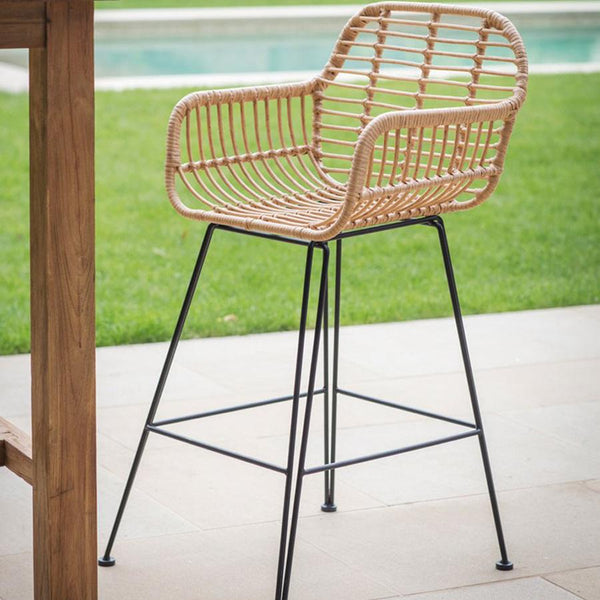Hampstead Indoor / Outdoor Bar Stool at the Farthing