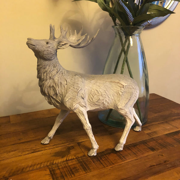 Walking Woodland Deer Ornament