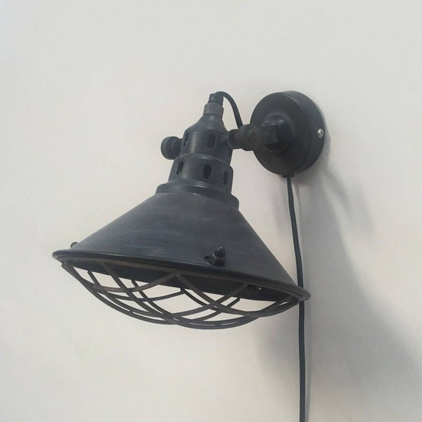 Industrial Chic Wall Light