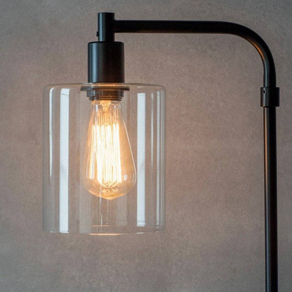 Industrial Tubed Floor Lamp - The Farthing