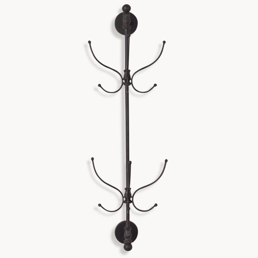 Industrial Wall Mounted Coat Rack at the Farthing