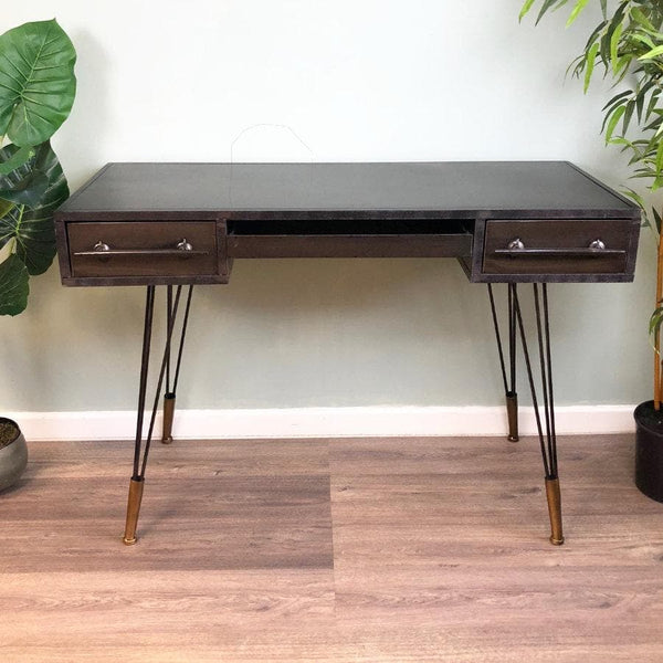 Industrial Desk | The Farthing