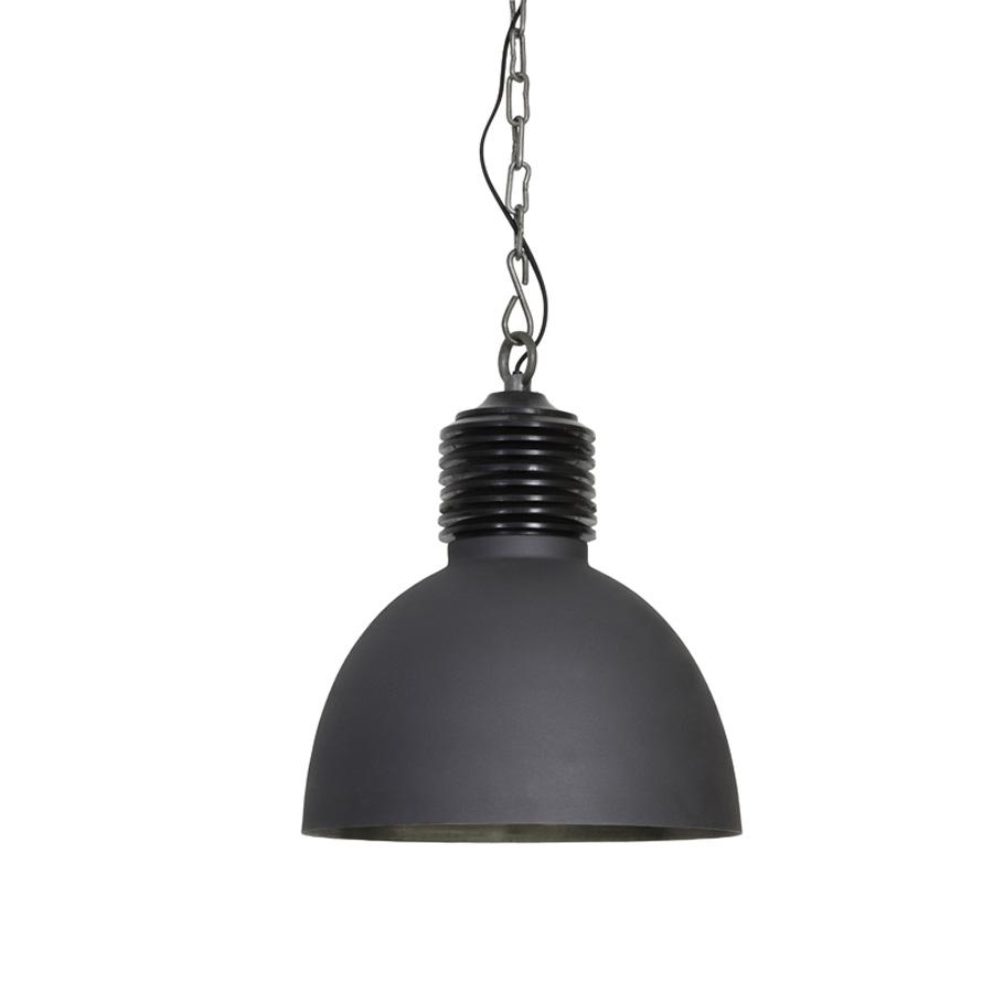Large Industrial Domed Factory Pendant Lamp | Farthing 11