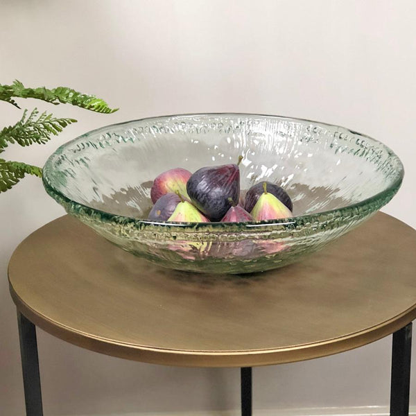 Large Round Spray Display Bowl 4