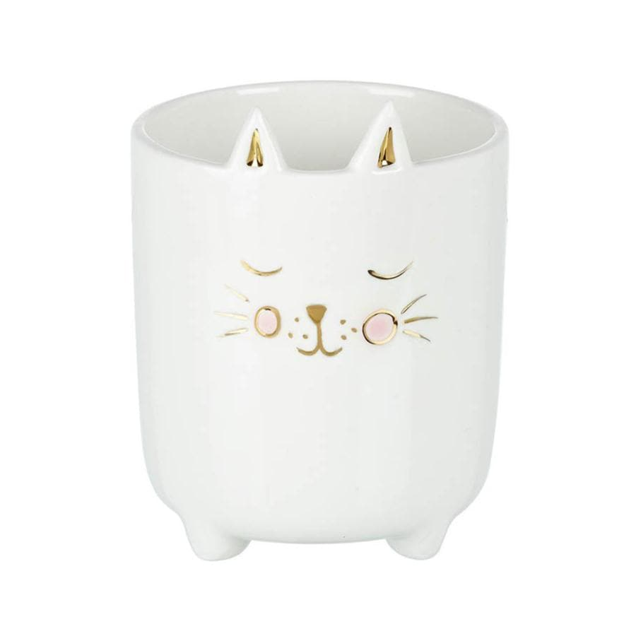 Lucy - Cat Plant Pot at the Farthing