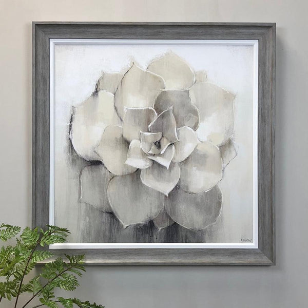 Misty Bloom - Wall Canvas | Farthing 2