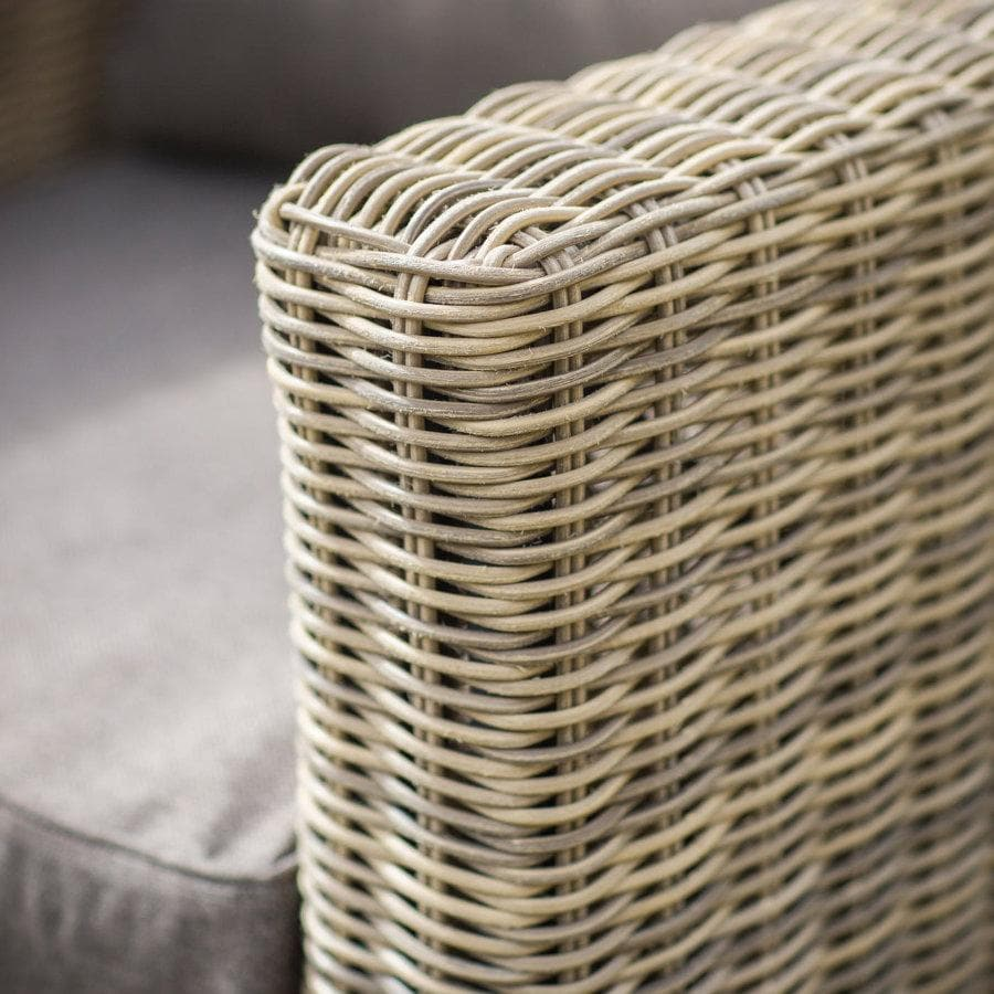 Marden Corner Sofa Set - Synthetic rattan | The Farthing