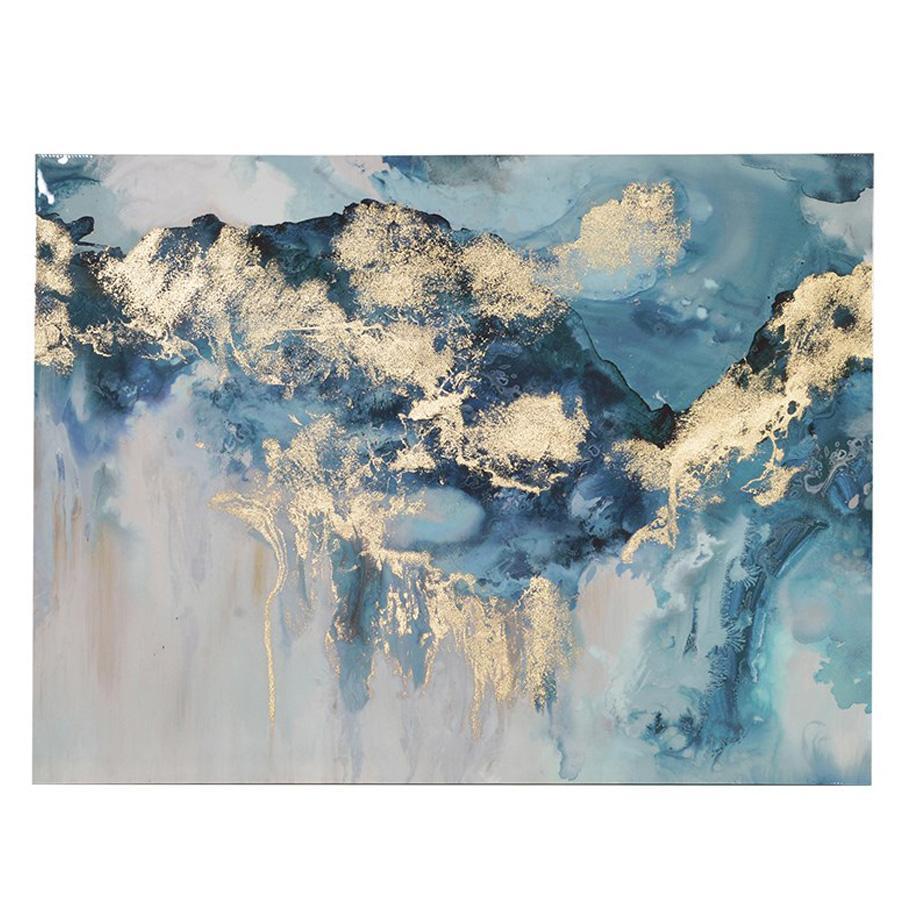 Misty Mountain - Wall Canvas | Farthing