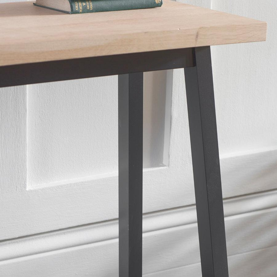 CLOCKHOUSE CONSOLE TABLE at the Farthing