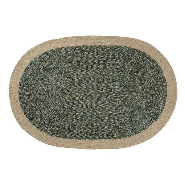 Oval Doormat - Seagrass at the Farthing