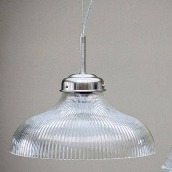 Paris Pendant Light - Glass Shade - The Farthing