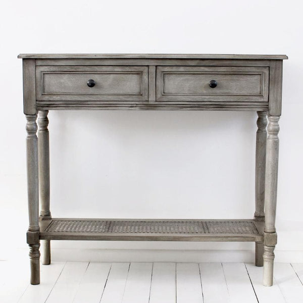 Parisian Grey Console Table - The Farthing 3