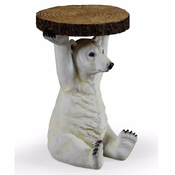 Peter Polar Bear Side Table at the Farthing