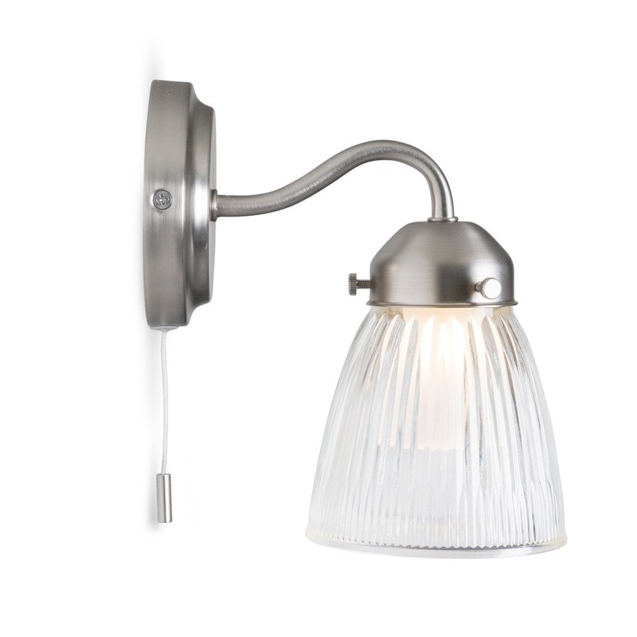 pimlico bathroom wall light modern chic lighting 20297 | pimlico bathroom light satin nickel v 1488381615