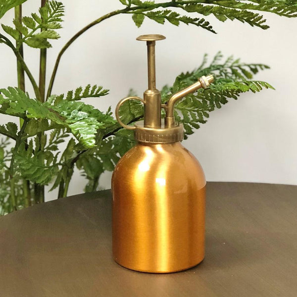 Plant Water Mister in copper | Plant Atomiser at the Farthing