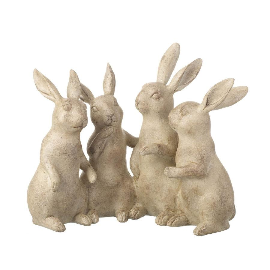 Playful Rabbits Quartet at the Farthing