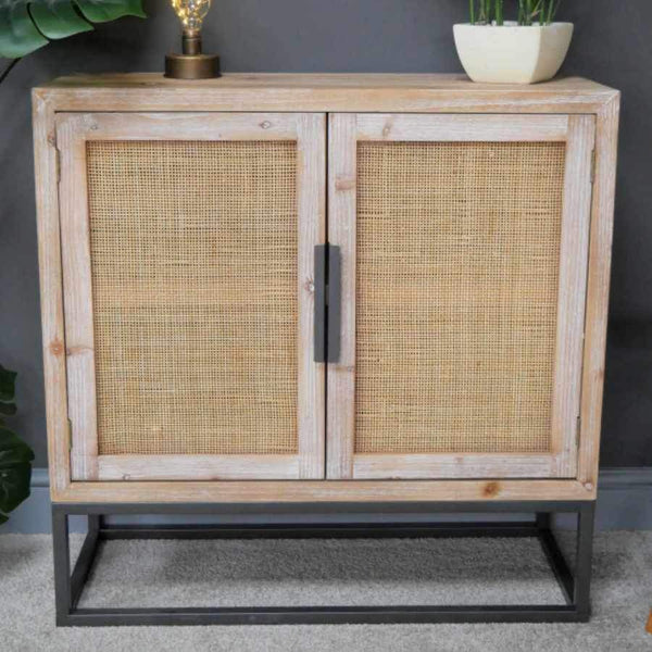 Rattan Wedded Falmouth Sideboard