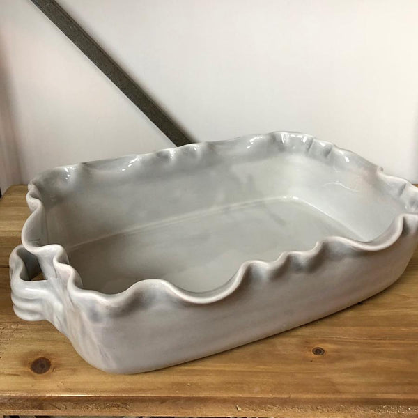 Rectangle Broadwindsor Baking Dish - Grey 1