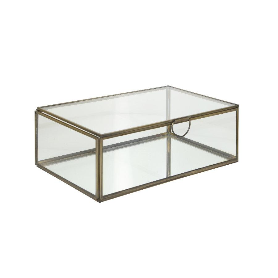 Rectangle Delicate Frame Trinket Box | The Farthing