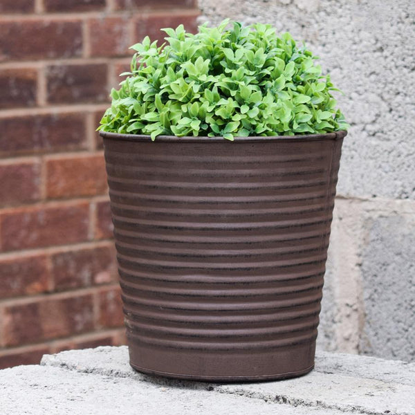 Round Rustic Swanage Planter | Farthing