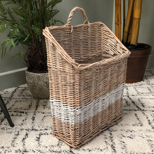 Rustic Household Storage Basket at the Farthing 2