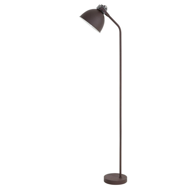 Rustic Industrial Floor Lamp - The Farthing