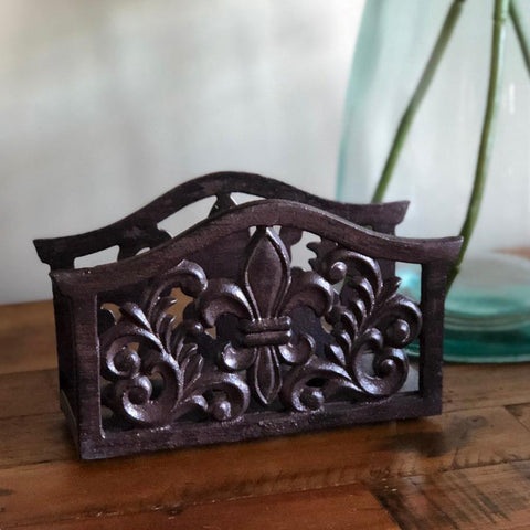 Rustic Letter Rack | Farthing