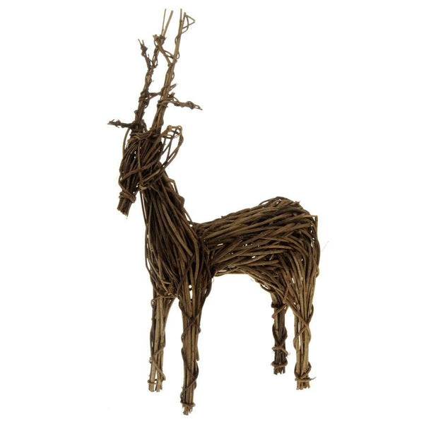 Rustic Willow Deer - The Farthing  - 3