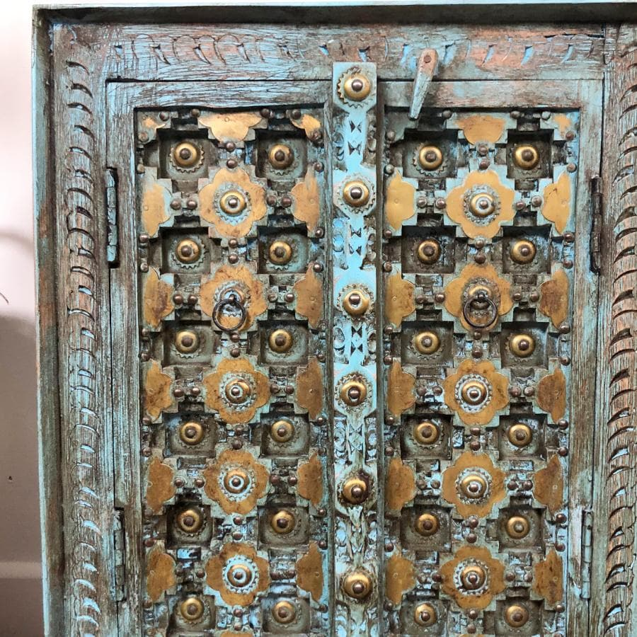 Rustic Malana Side Cabinet at the Farthing
