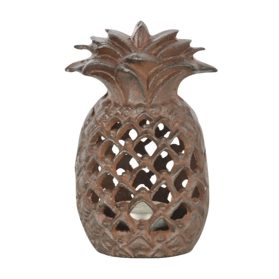 Rustic Pineapple Lantern at the Farthing 1
