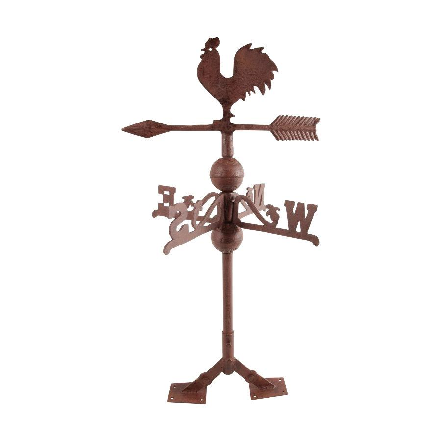 Rustic Rooster Weathervane | The Farthing
