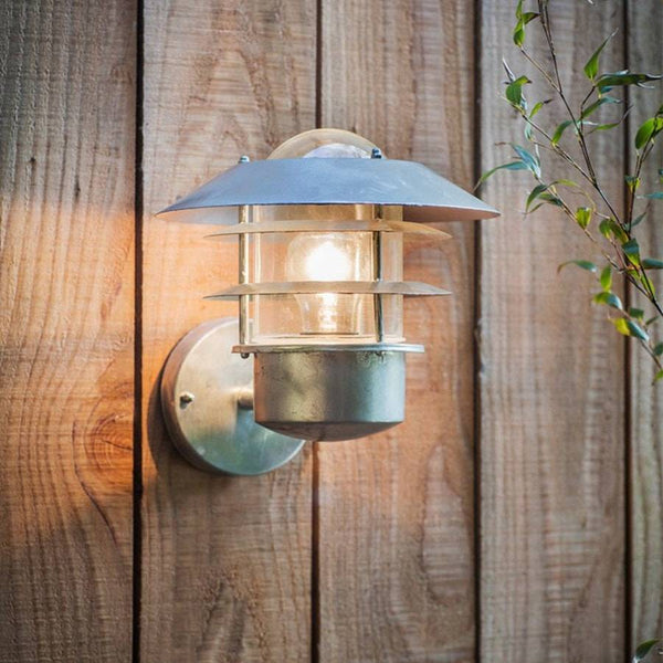 St Ives Strand Light with Hot Dipped Galvanised Finish - The Farthing  - 1