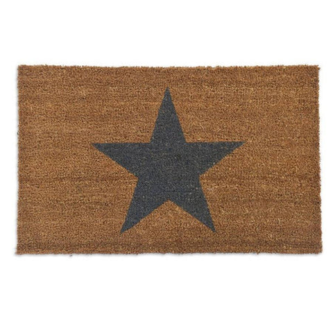 Star Doormat at the Farthing