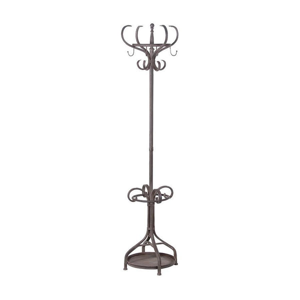 Tall Iron Standing Coat Rack With Umbrella Stand Vintage Style Gorgeous Coat Rack And Umbrella Stand Antique White
