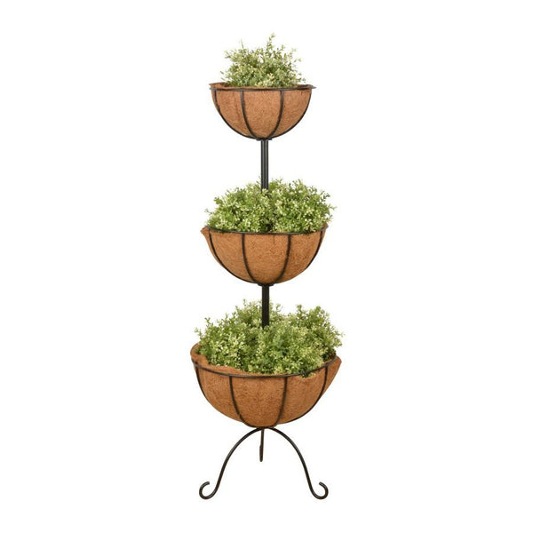 Tall Tiered Wareham Planter Stand | Farthing