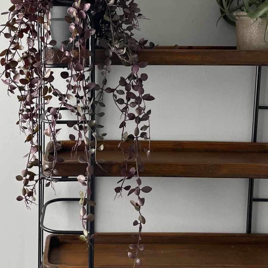 Tall Industrial Wall Shelf Unit