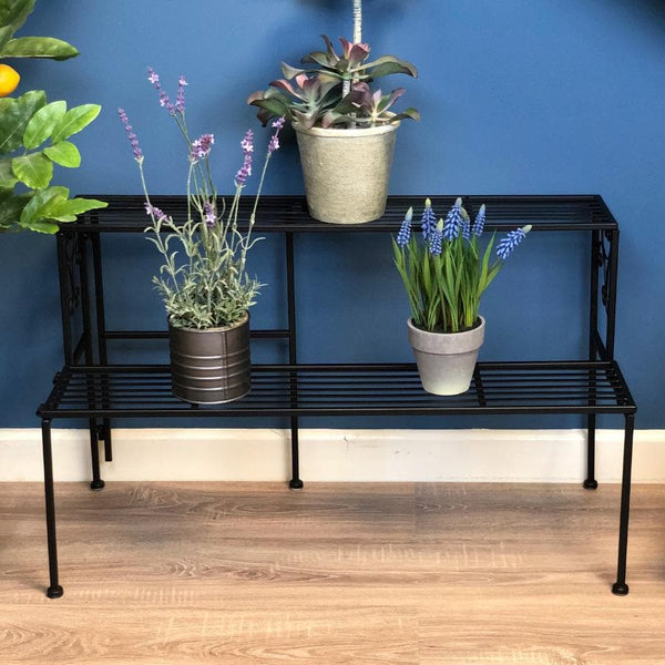 Tiered Etagere Plant Stand at the Farthing