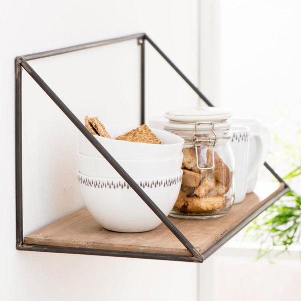 Triangle Frame Shelf