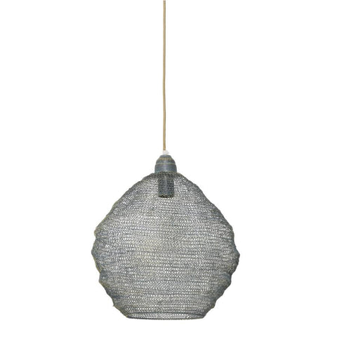 Vintage domed wire pendant light the farthing vintage domed wire pendant light at the farthing aloadofball Choice Image